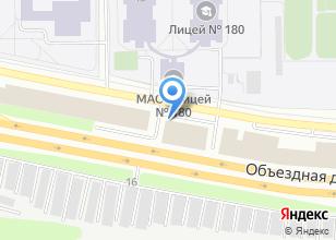 Компания «Квартал-Е» на карте
