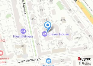 Компания «Термоинжениринг» на карте