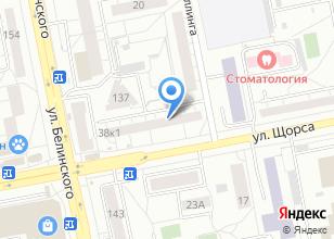 Компания «ПОБЕДОНОСЕЦ» на карте