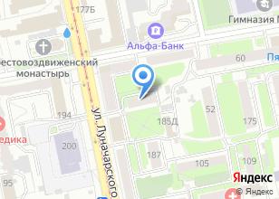 Компания «Деловой Урал» на карте