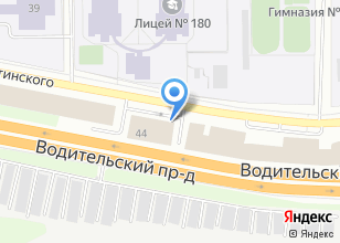 Компания «Мастер Переездов» на карте