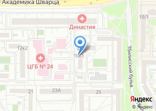 Компания «Гигант-двери» на карте