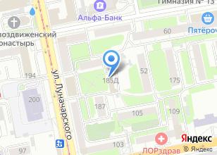 Компания «Росма» на карте