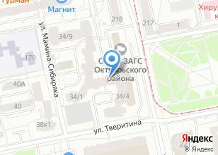 Компания «А-Риэлт» на карте