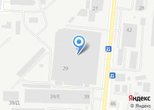 Компания «ФургонАвто 66» на карте