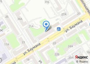 Компания «ПостельСон» на карте