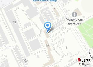 Компания «Управление транспортом» на карте
