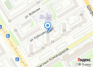 Компания «Kvadrat Capital» на карте