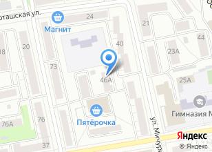 Компания «Авто-Престиж» на карте