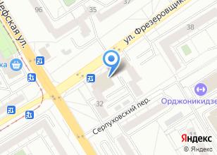 Компания «Промтехэксперт» на карте