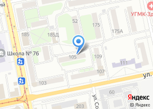 Компания «Домашний очаг» на карте