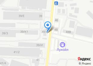 Компания «Глав-Доставка» на карте