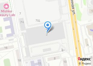Компания «Белочка-Умелочка» на карте