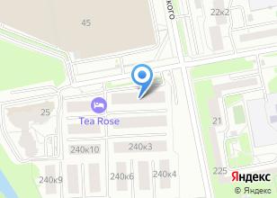 Компания «Люче де Люкс» на карте