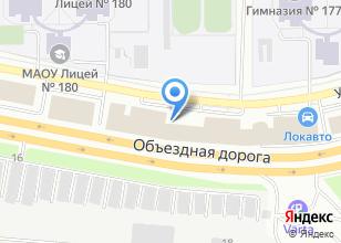 Компания «POWER-EK.RU» на карте
