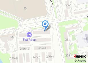 Компания «Геосектор» на карте