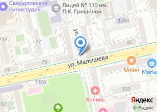 Компания «Proсvetai24» на карте