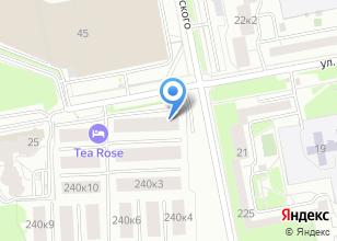 Компания «ESTETA» на карте