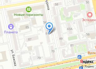 Компания «Промхолод» на карте