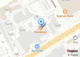 Компания «Nanodiod» на карте