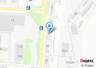 Компания «Центр оформления купли-продажи» на карте