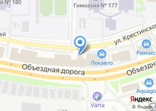 Компания «СтройМонтажНаладка» на карте