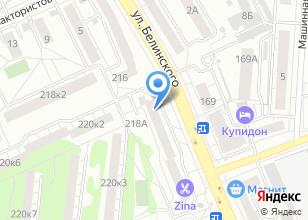 Компания «Водопроводчик» на карте
