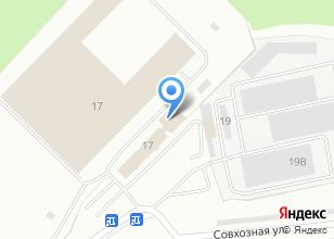 Компания «Екатеринбургский метрополитен» на карте