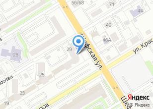 Компания «Уральская Команда Недвижимости» на карте