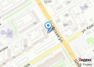 Компания «Элита Трэвэл» на карте