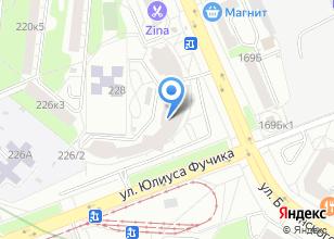 Компания «МВСП» на карте