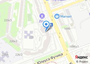 Компания «Спец Авто Плюс» на карте