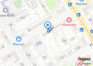 Компания «Гостиница на Краснофлотцев» на карте