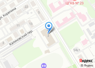 Компания «Локомотив-Изумруд» на карте