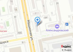 Компания «Энергия Воздуха» на карте