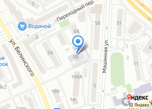 Компания «Мастера Урала» на карте
