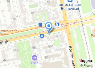 Компания «Букетница» на карте