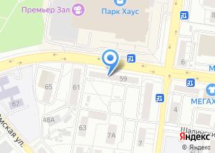 Компания «ЖК Основа» на карте