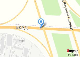 Компания «Сеть отелей «RUS»» на карте