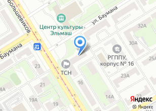 Компания «ДокарСтрой» на карте