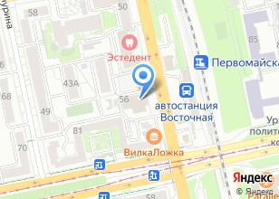 Компания «Профи-ГиГант» на карте