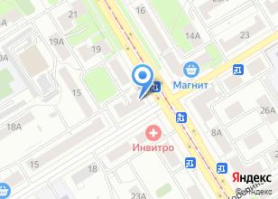 Компания «Проф-Стиль» на карте