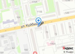 Компания «Международное транспортное агентство» на карте