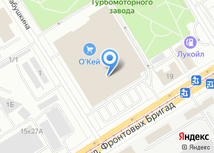 Компания «6624.ru» на карте