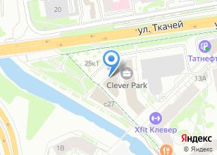 Компания «ВВЕРХ» на карте