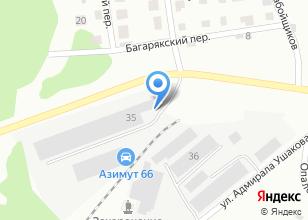 Компания «ДЕЛОН» на карте