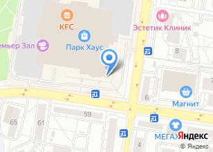 Компания «Мави» на карте