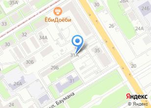 Компания «ЖКО плюс» на карте