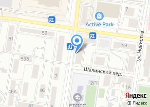 Компания «Torex» на карте
