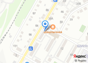 Компания «Дизайн-студия Дениса Линенко» на карте